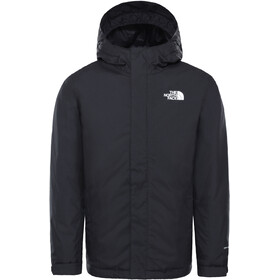 The North Face Snowquest Jas Jongens, TNF black/TNF white